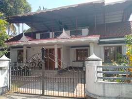 10 cent with house in Kuriachira, Thrissur