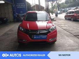 [OLX Autos] Honda HR-V 1.5 E Bensin 2015 AT Merah #MJ Motor