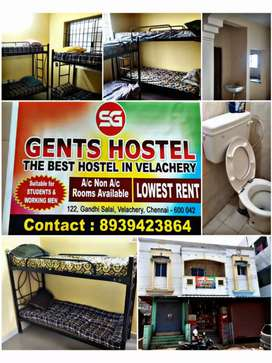 Mens hostel pg