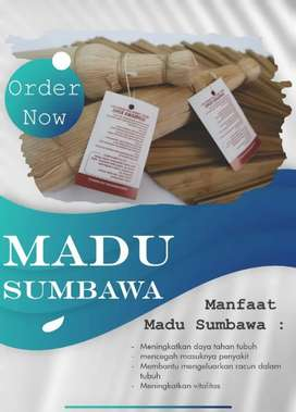 Dijual Madu Sumbawa Original