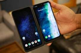 LG G8X THINQ Dual Screen phone. Snapdragon 855.