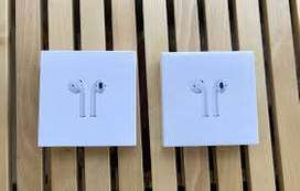 iphone airpods series 2 brand new with sealed pack