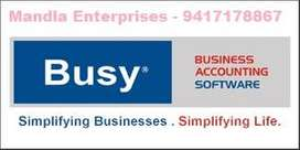 Deals In: Busy Accounting Software