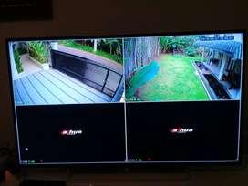 Promo Cctv Terbatas Paket CCTV 4 Chanel 2.0MP Full HD