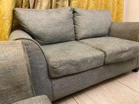 3 + 2 Sofa Set with back cushions