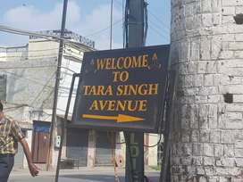 12 Marla , Plot for Sale at Tara Singh Avenue Or Raja Garden
