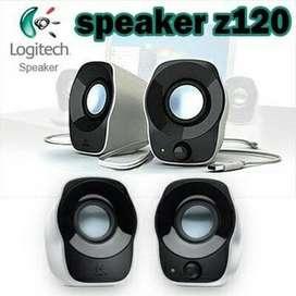 Speaker LOGITECH Z120 Speaker Portable Laptop Notebook Netbook PC