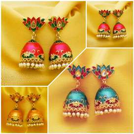 Gold Plated Earrings (NEW)
