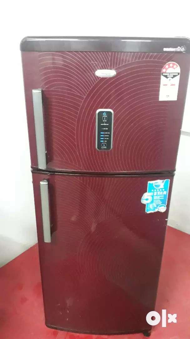 Dubbel door refrigerator whirlpool 0