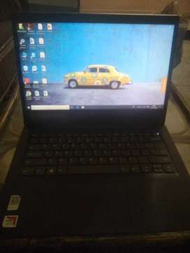 Brand new Lanovo laptop with 4 GB Ram and 1 TB Hard disk