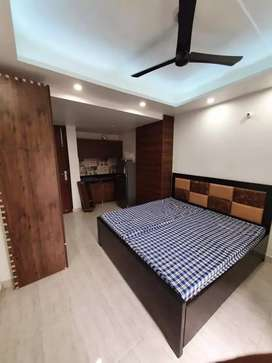 1RK flat available on rent