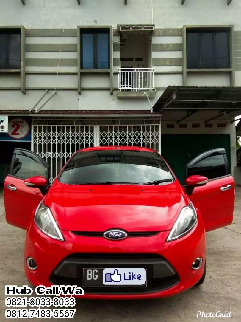 Dijual Santai Ford Fiesta 1.4 MT 2013 0