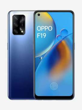 Oppo f19 very good condition
