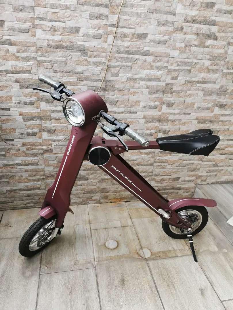 Selis K Bike Scooter listrik Lipat/sepeda listrik lipat