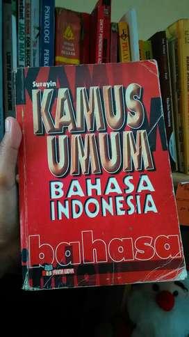 Kamus umum bahasa indonesia