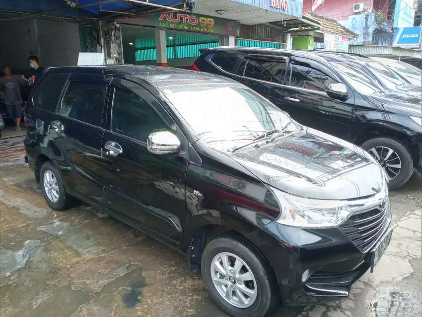 Grand avanza type G mt 2017 km 30rb 0