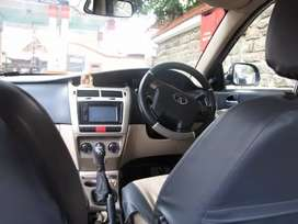 Tata manza club class vx/2012/ ABS/fancy number(1234)/GPS/49000km