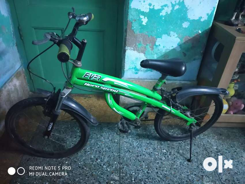 One year sparingly used kids bicycle 0