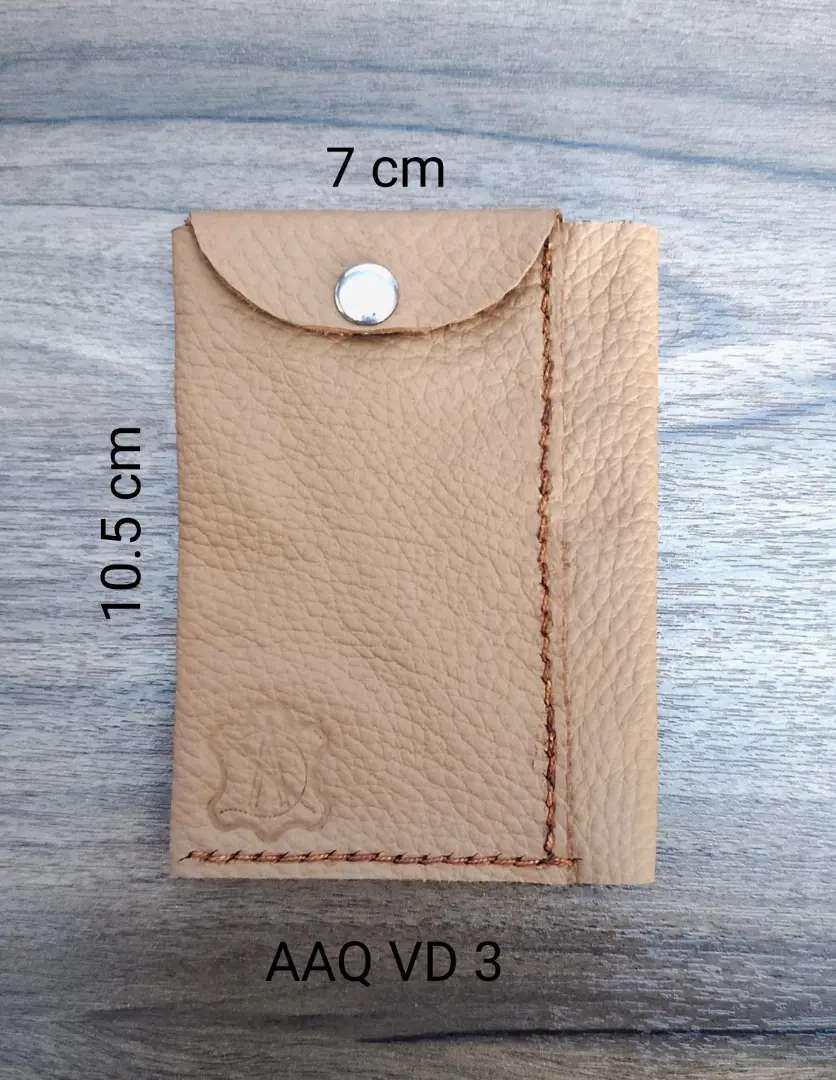 Leather Wallet 0