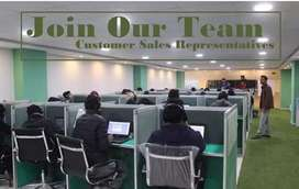 English and Urdu call center job in Lahore