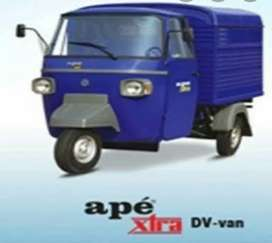 I want auto driver for piaggio.. 5/6 hours duty only