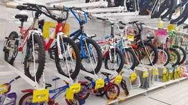 Kredit Sepeda Anak di Giant Plaju