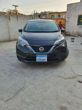 Nissan note 2017 model fresh clear apirl 2020