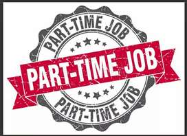 Home based part time salary bank transfer