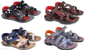Catalog Name: Stylish Designer Mesh Men's Sandals Combo Vol 1