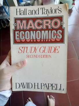 Hall and Taylor's Macroeconomics: Study Guide