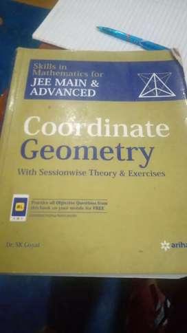 cordinate geometry arihant for jee main and advanced