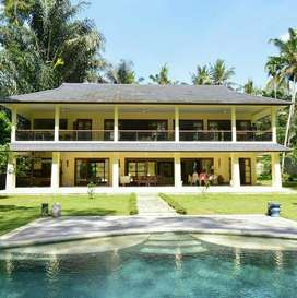 For Sale: A Modern Country House Surrounded by Nature at Denpasar Bali