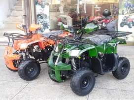 Best Double Grill ATV QUAD 4 Wheel Petrol Bike Deliver All Pakistan