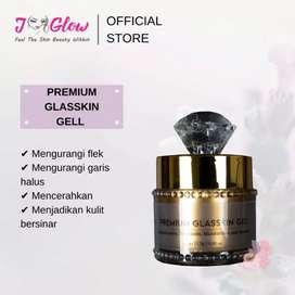 serum jelly glasskin free ongkir
