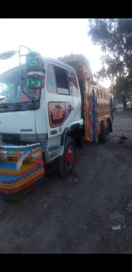 Nissan diesel UD 89 model recondition japan assemble new tyre