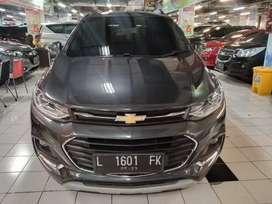 Chevrolet Trax 1.4 Matic Turbo Premiere 2018 Km 33rb Surabaya Sidoarjo