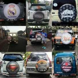 Cover/Sarung Ban Toyota Rush/Terios/Panther/CRV Bisa TUTUP BAN Lebih B