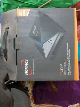 Homeage 1000 watts ups with 600 Watts soler sport
