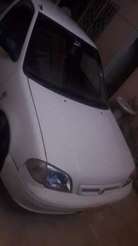 my car in white colour new engine cng fitted