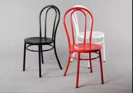 Stock Chair Different Colours Cafe Restaurant Hotel Banquet Home