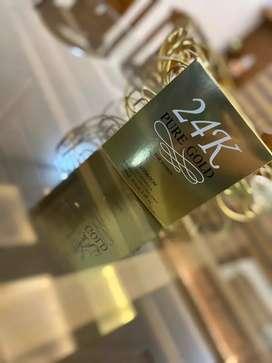 24K gold perfume(uae de parfum)