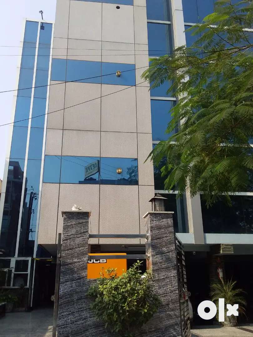 416 mtr IT industrial building for sale in sector 2 noida