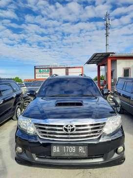 Fortuner 2012 G VNT diesel matic