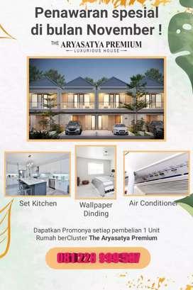 Rumah Mewah 2 Lantai Gunungpati Sampangan