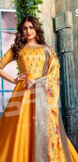 W biba Libas Zara kurta plazo set gown wholesale only