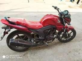 Honda cb trigger 150cc top conditions