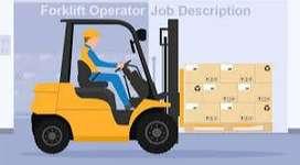 Forklift Operator Trainee-Aluva