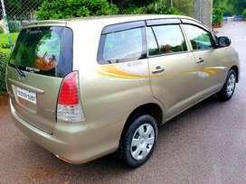 Toyota Innova 2.5 G 8 STR BS-IV, 2009, Diesel