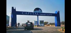 2.7 Lac Booking & 22000 Monthly Installment at Capital Smart City.