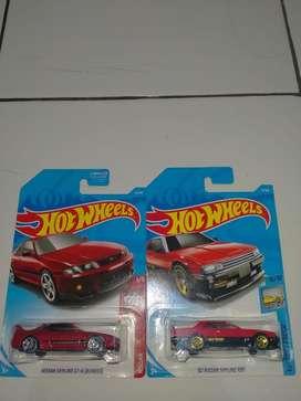 Hotwheels Nissan R33